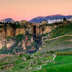 Alquiler de coches en Andalucía