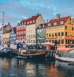 Alquiler de coches en Copenhague
