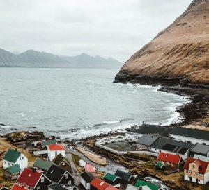 Buscar un coche de alquiler en Islas Feroe