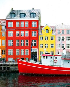 Buscar un coche de alquiler en Dinamarca