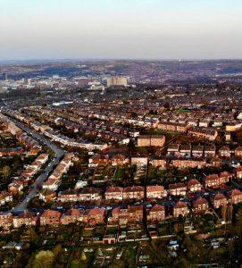 Alquiler de coches en Sheffield