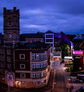 Alquiler de coches en Nottingham