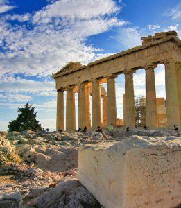 Alquiler de coches en Atenas