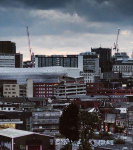Alquiler de coches en Birmingham
