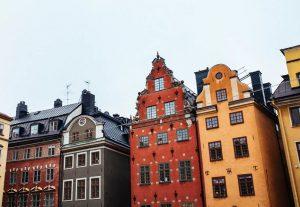 Buscar un coche de alquiler en Suecia