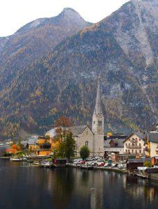 Buscar un coche de alquiler en Austria