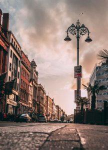 Alquiler de coches en Dublín