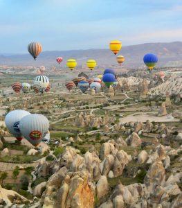Buscar un coche de alquiler en Turquía