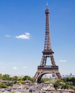 Alquiler de coches en París