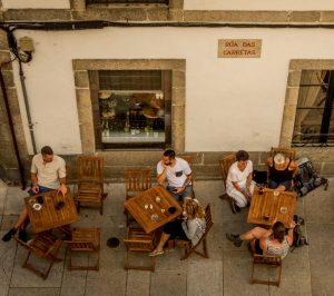 Alquiler de coches en Santiago de Compostela