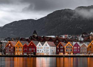 Buscar un coche de alquiler en Noruega
