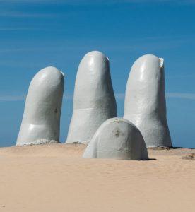Buscar un coche de alquiler en Uruguay