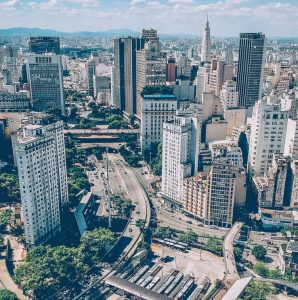 Alquiler de coches en São Paulo