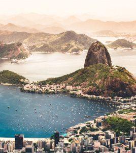 Alquiler de coches en Río de Janeiro