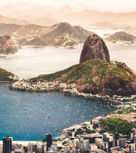 Buscar un coche de alquiler en Brasil