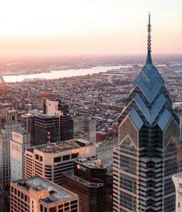 Alquiler de coches en Filadelfia