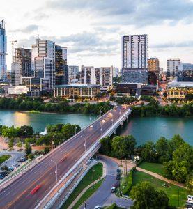 Alquiler de coches en Austin