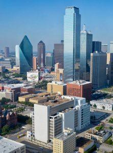 Alquiler de coches en Dallas