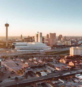 Alquiler de coches en el San Antonio Airport