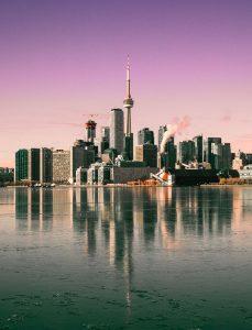 Alquiler de coches en Toronto