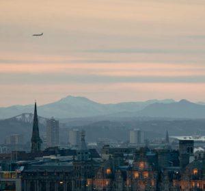 Alquiler de coches en el Edinburgh Airport