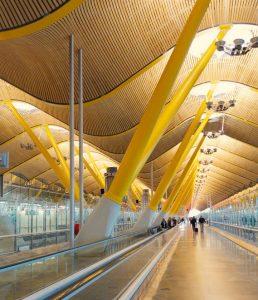 Alquiler de coches en el Aeropuerto de Madrid-Barajas