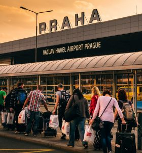 Alquiler de coches en el Aeropuerto de Praga