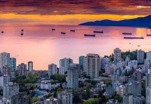 Alquiler de coches en el Vancouver Airport