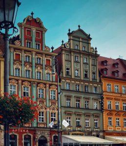 Buscar un coche de alquiler en Polonia